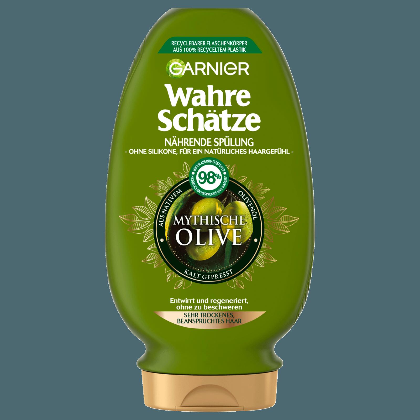 Garnier Wahre Schätze Mythische Olive Spülung 200ml