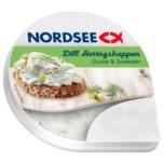 Nordsee Dill-Heringshappen mit Gurke & Zwiebeln 150g