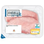 Wilhelm Brandenburg Schweine-Schinken-Schnitzel ca. 360g, 2 Stück
