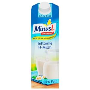 MinusL H-Milch 1,5% 1l
