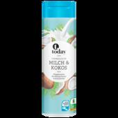 Today Cremedusche Milch & Kokos 300g