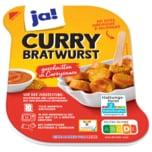 ja! Currywurst 220g