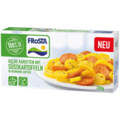 Frosta Süßkartoffeln in Rosmarin-Butter 300g