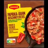 Maggi Fix & frisch Paprika Rahm Geschnetzeltes 43g