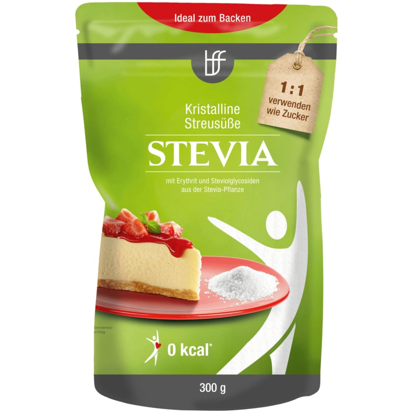 Bff Stevia Kristall Süße 300g
