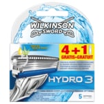 Wilkinson Sword Hydro 3 Klingen 4+1 Stück