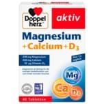 Doppelherz Magnesium + Calcium + D3 40 Stück