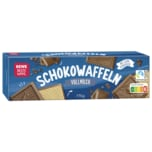 REWE Beste Wahl Schoko Waffeln Vollmilch 175g