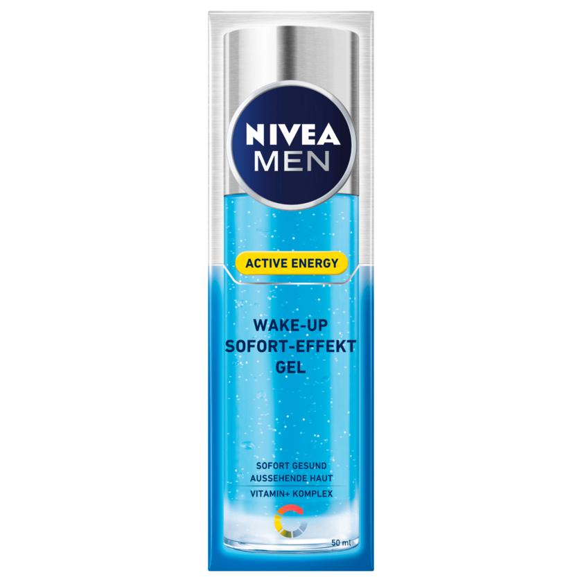 Nivea Men Wake-Up Sofort-Effekt Gel 50ml