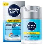 Nivea Men Gesichtspflege Gel Active Energy 50ml