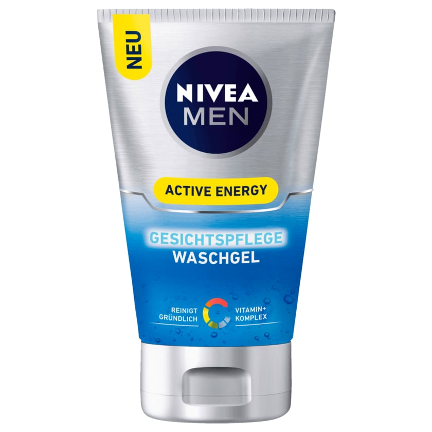 Nivea Men Waschgel Active Energy 100ml