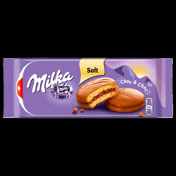 Milka Plätzchen
