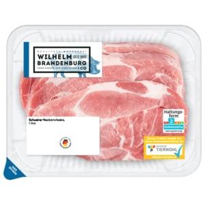 Wilhelm Brandenburg Schweine-Nackensteak ca. 600g