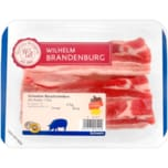 Wilhelm Brandenburg Schweinebauch-Scheiben ohne Knochen ca. 270g
