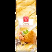 REWE Beste Wahl Curry gemahlen 40g