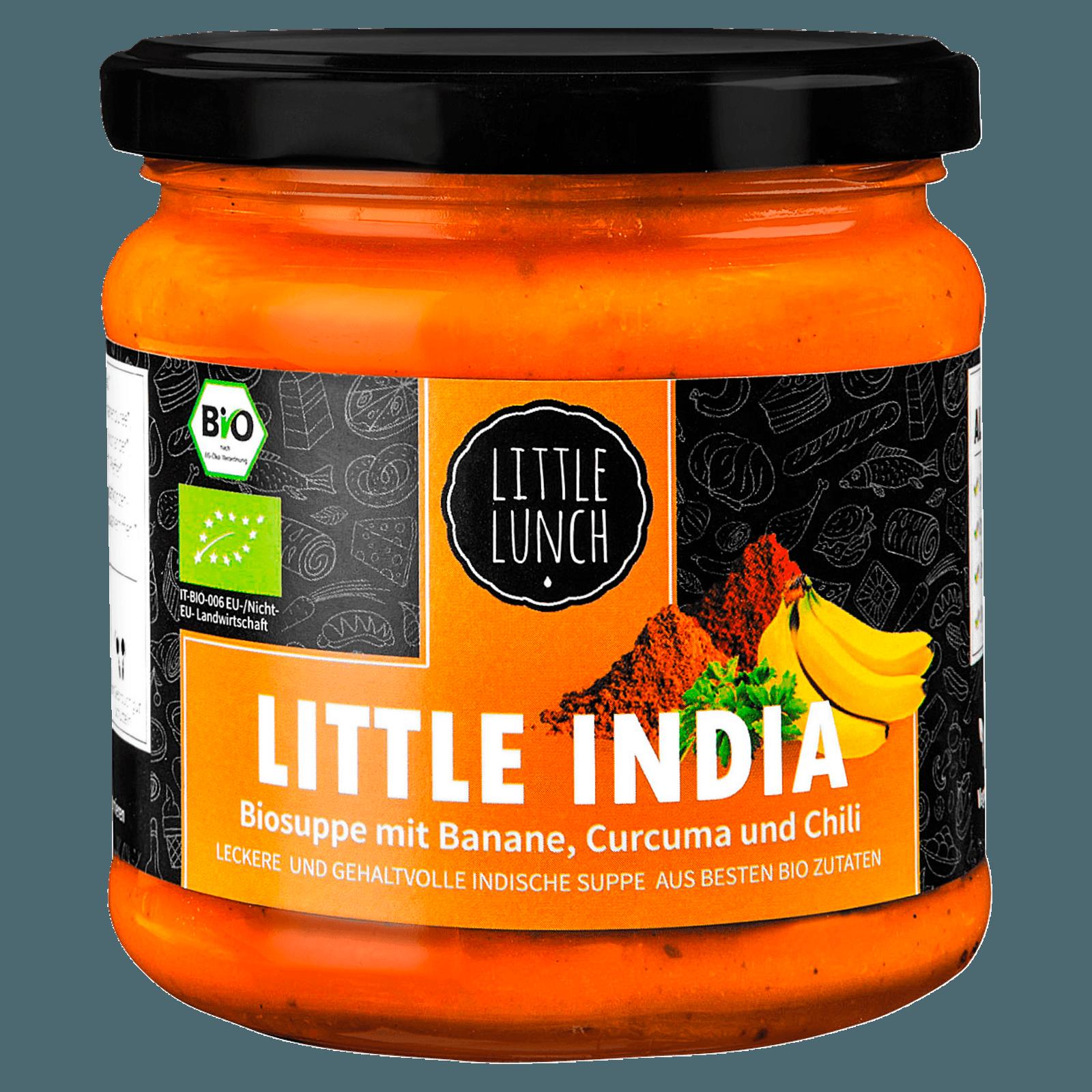 Little Lunch Bio-Suppe Little India 350ml bei REWE online bestellen!