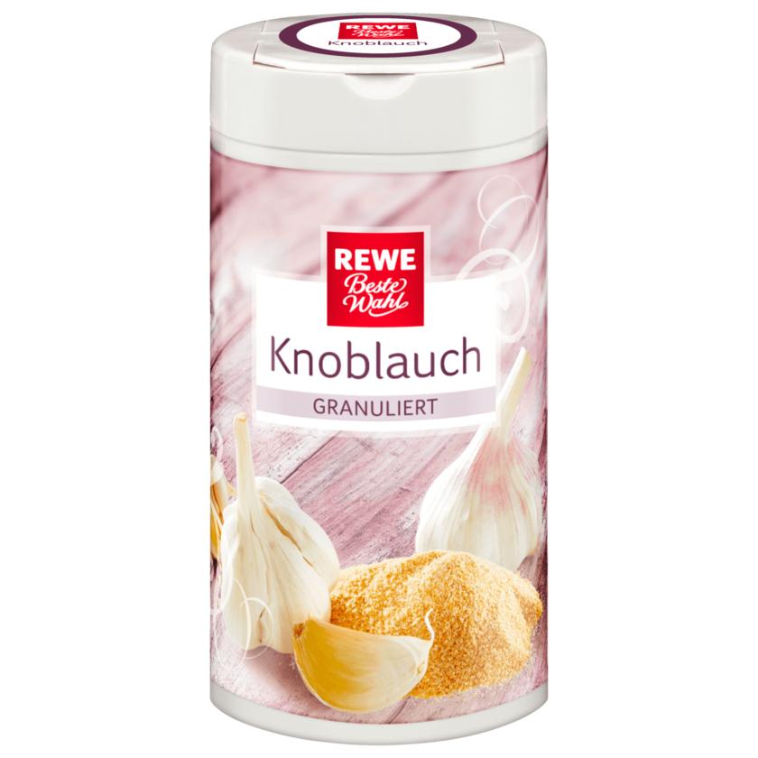 REWE Beste Wahl Knoblauch granuliert 50g