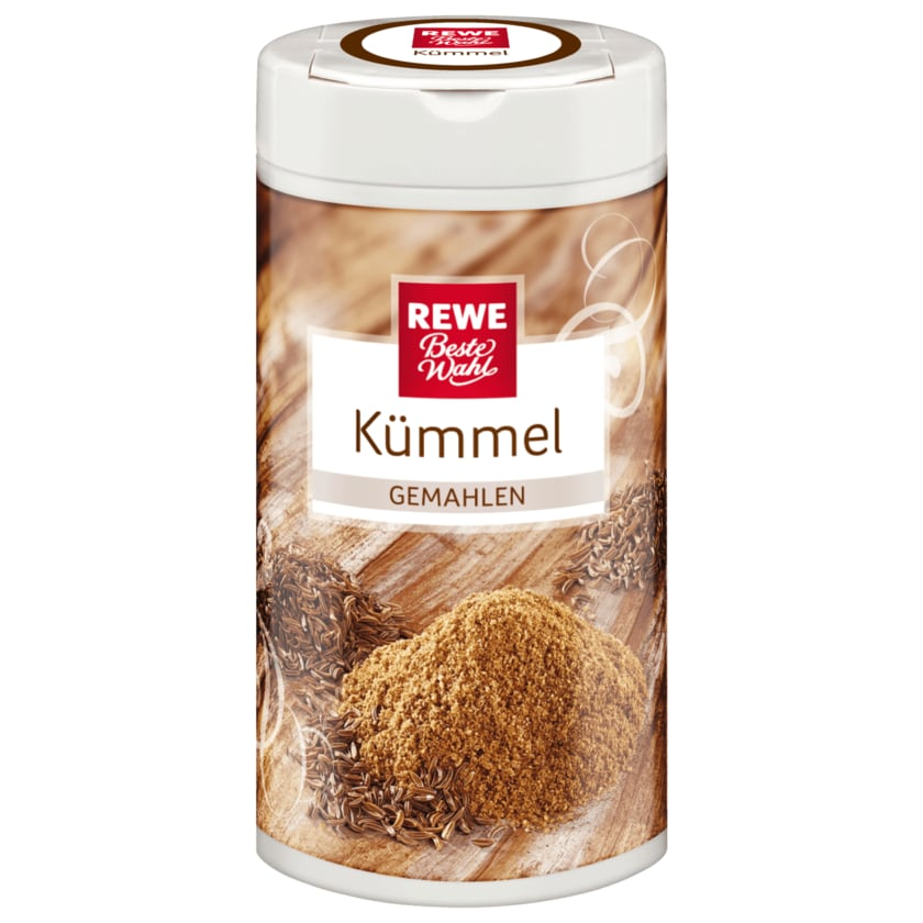 REWE Beste Wahl Kümmel gemahlen 35g
