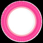 Duni Teller Brook Pink