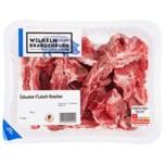 Schweinefleisch-Knochen