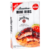 Mini Ribs Jim Beam 300g