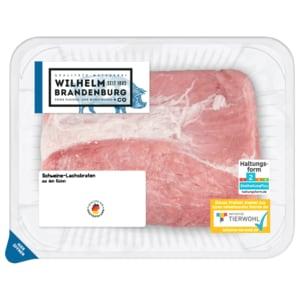 Wilhelm Brandenburg Schweine-Lachsbraten ohne Knochen ca. 950g