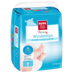 REWE Beste Wahl Baby Windelslips XL Gr. 6 6-30kg 18 Stück