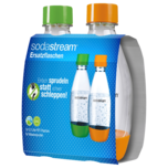 Sodastream PET-Flaschen Duo 0,5l