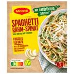 Maggi Fix für Spaghetti Rahm-Spinat 31g