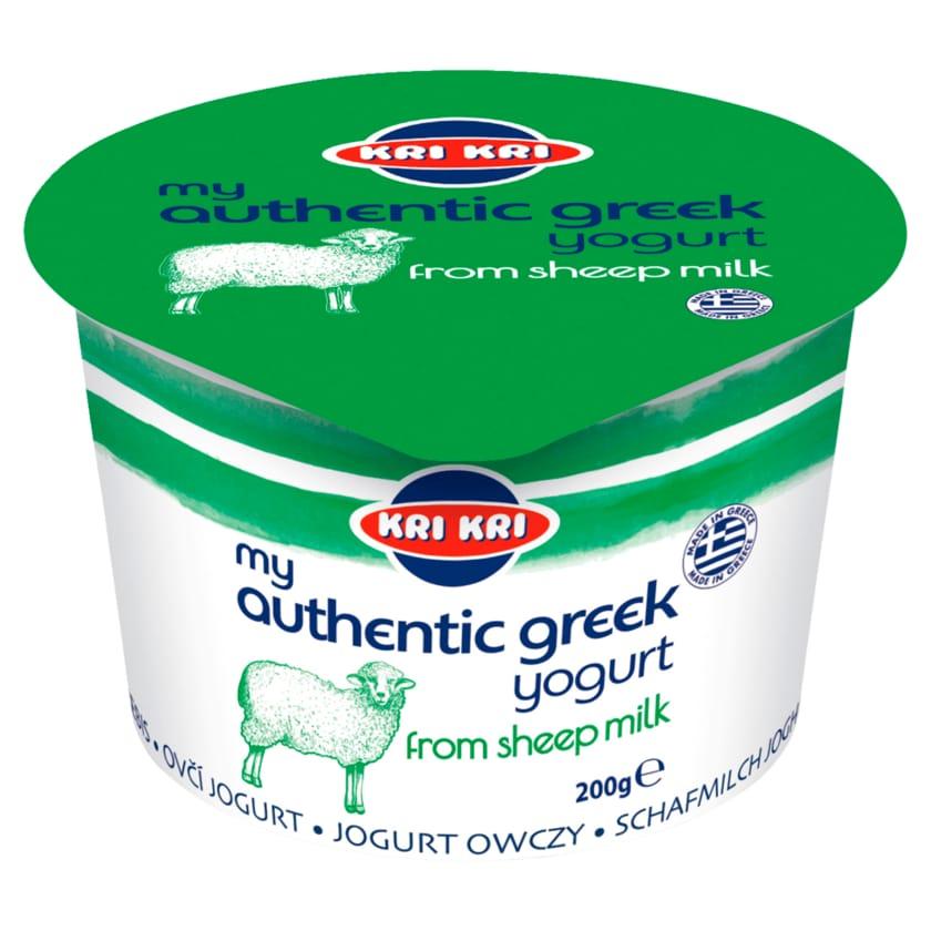 Kri Kri Yogood Original griechischer Schafmilchjoghurt 170g