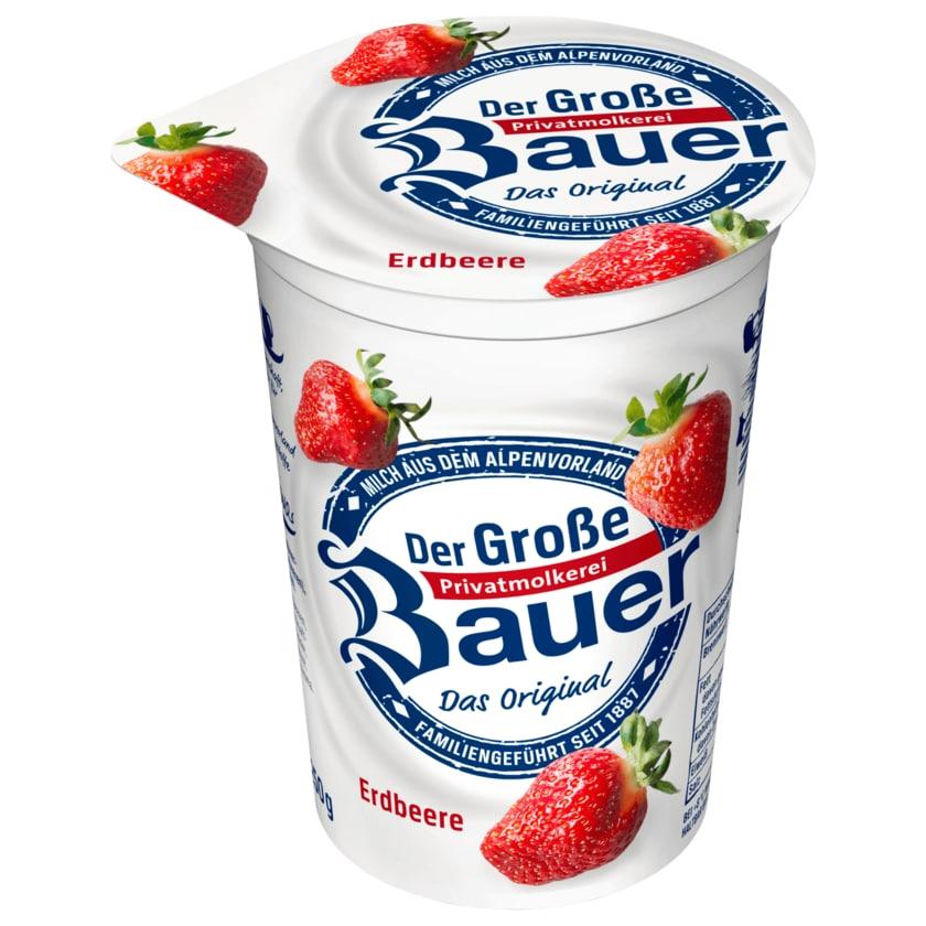 Bauer Fruchtjoghurt Erdbeere 250g