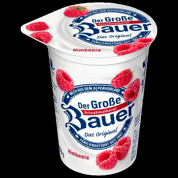 Bauer Fruchtjoghurt Himbeere 250g