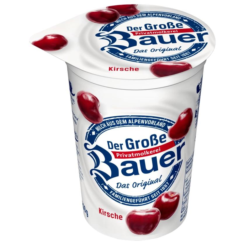 Bauer Fruchtjoghurt Kirsch 250g