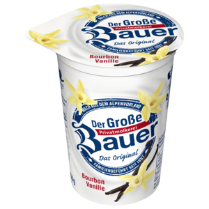 Bauer Joghurt Vanille 250g Bei Rewe Online Bestellen