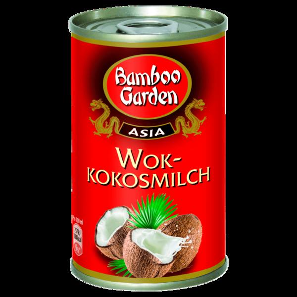 Bamboo Garden Easy Wok Kokosmilch 165ml