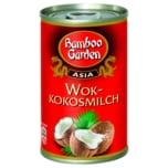 Bamboo Garden Wok Kokosmilch 165ml