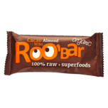 Roobar Bio Riegel Cacao Nibs Almond 50g