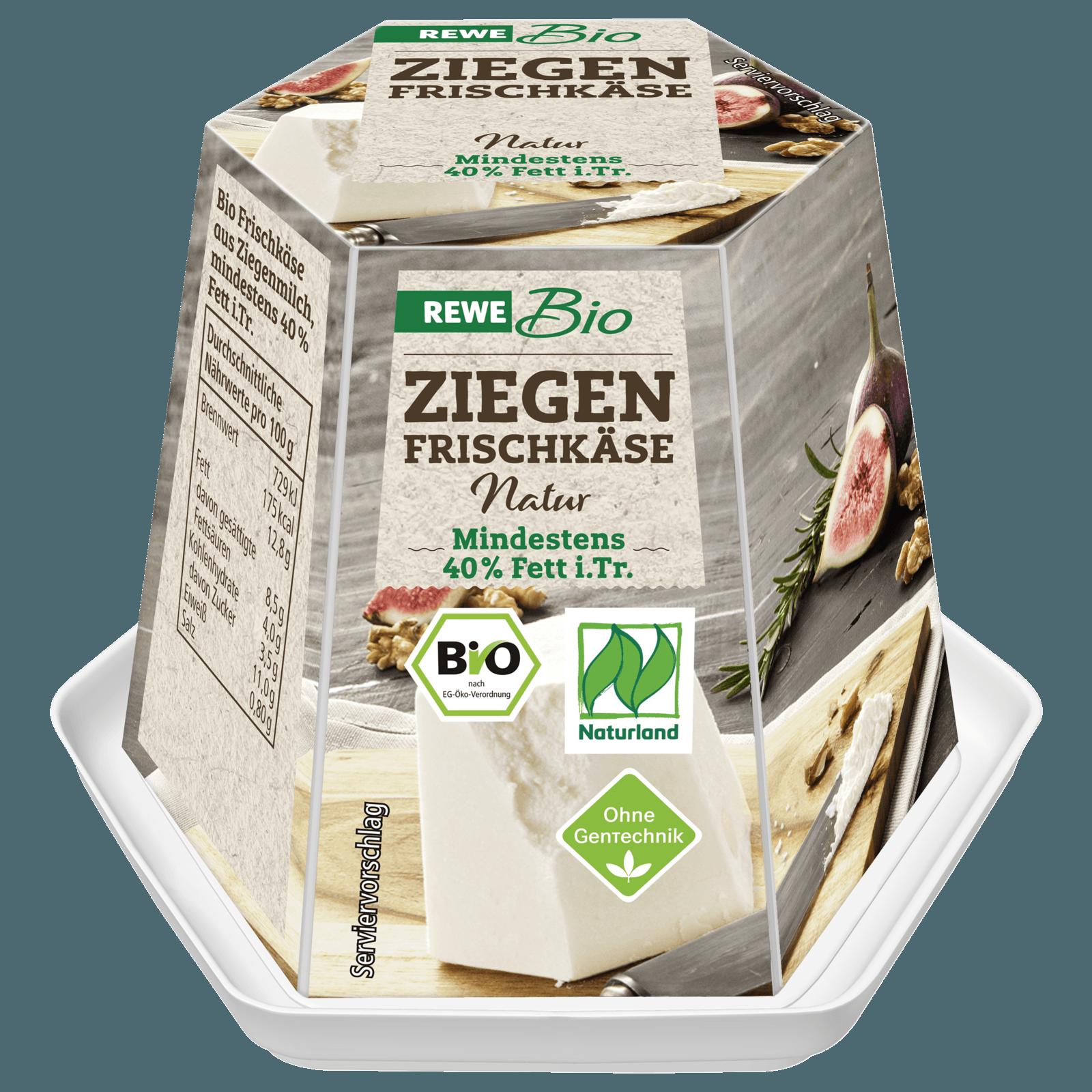 Rewe Bio Ziegenfrischkase 150g Bei Rewe Online Bestellen