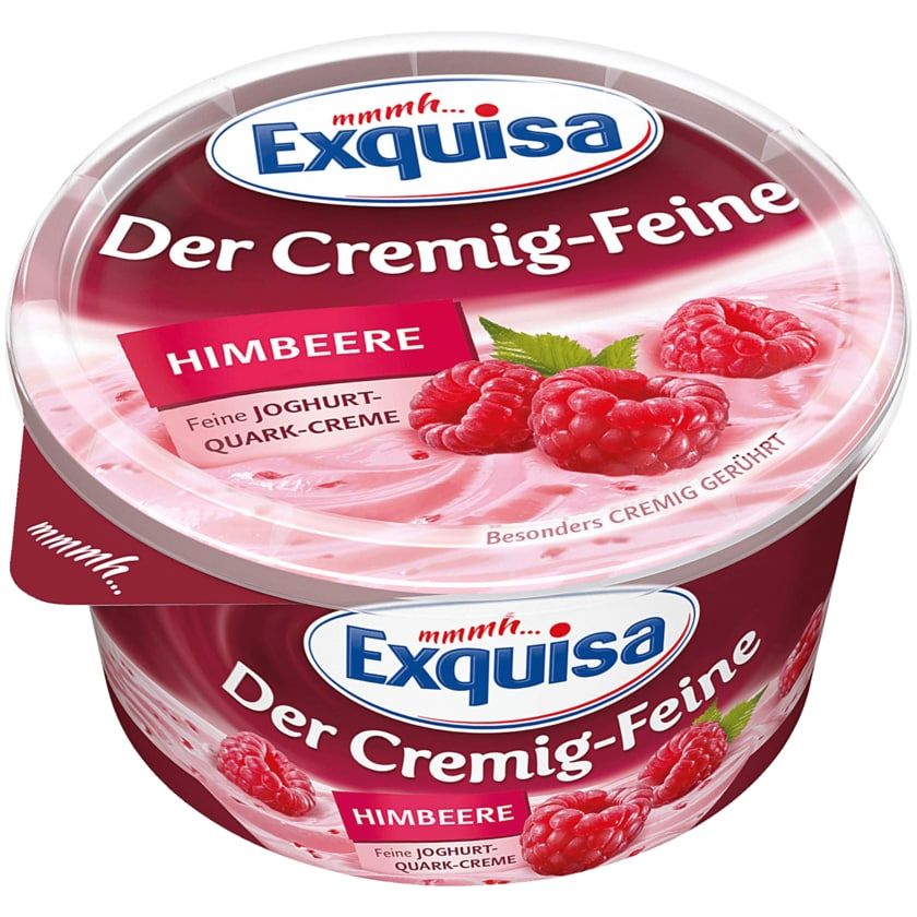 Exquisa Der Cremig-Feine Himbeere 470g