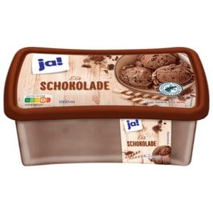 ja! Eiscreme Schokolade 1000ml