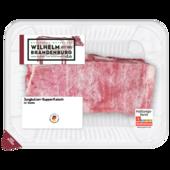 Wilhelm Brandenburg Rinder-Suppenfleisch mit Knochen ca. 500g