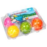 Brotzeit Eier Bodenhaltung 6 Stück