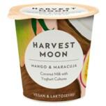 Harvest Moon Bio Kokosnuss-Joghurtalternative Mango Maracuja vegan 125g