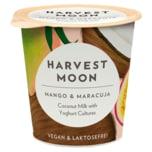 Harvest Moon Bio Kokosnuss-Joghurtalternative Mango & Maracuja vegan 125g