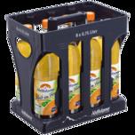 Adelholzener Bleib in Form Orange 8x0,75l