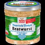 Mehlig & Heller Bayerische Brotzeit Bratwurst 300g