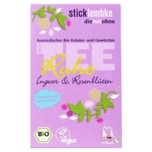 Stick & Lembke Ruhe Tee Bio Ingwer & Rosenblüten 36g, 18 Beutel