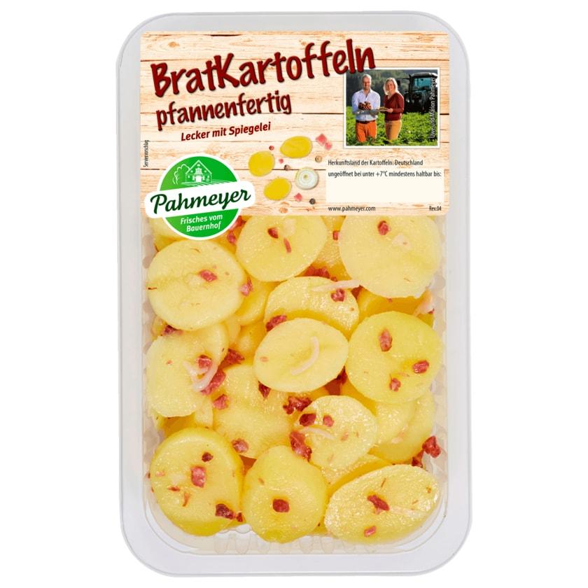 Pahmeyer Bratkartoffeln pfannenfertig mit Spiegelei 350g