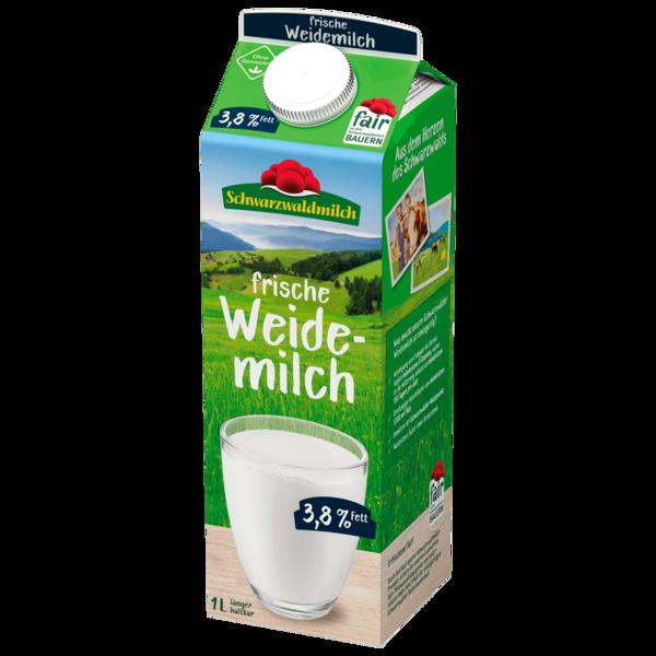 Schwarzwaldmilch Freiburg Weidemilch 3,8% 1l