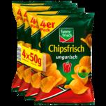 Funny-frisch Chipsfrisch ungarisch 4x50g